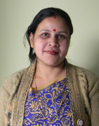 Photo of Gitika Das